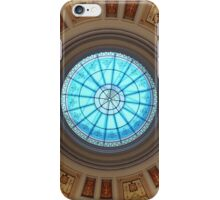 Spiral staircase view from below iPhone Case/Skin