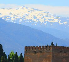 Granada Mountains by DoctorPedro