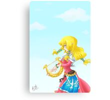 Song of The Goddess Canvas Print