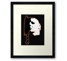 Halloween - Michael Myers Framed Print