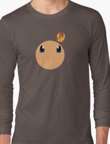 Charmander Ball Long Sleeve T-Shirt