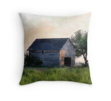 Country Abode Throw Pillow