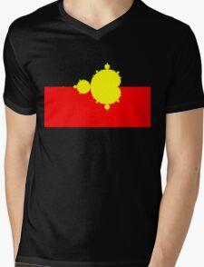 People Power Mandelbrot - Black T Shirt T-Shirt