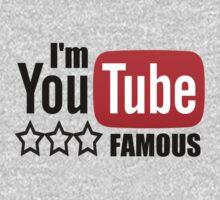 I'm YouTube Famous One Piece - Long Sleeve