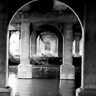 under the bridge. by CarrieCollins
