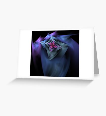 Apo Flower Greeting Card
