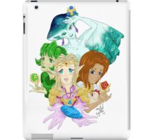 Legend of Zelda Ocarina of Time Ladies iPad Case/Skin