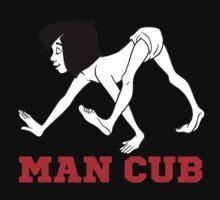 Mowgli - Man Cub Kids Tee