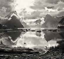 Milford Sound by benshepherd