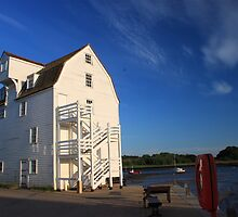 Tide Mill at Dusk by TonyGeary