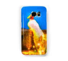 New born Phoenix Samsung Galaxy Case/Skin