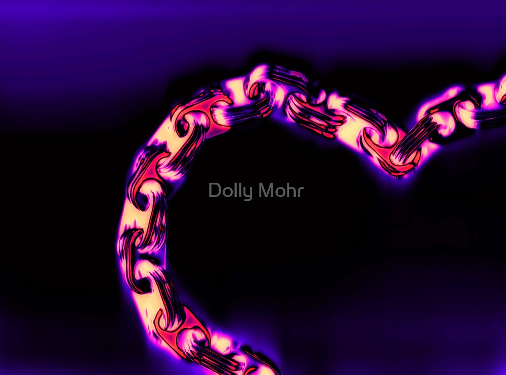 Love Glows Strong by Dolly Mohr