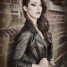 Leather n Locks by Scott Carr