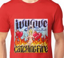 Ivy Love Catching Fire Unisex T-Shirt