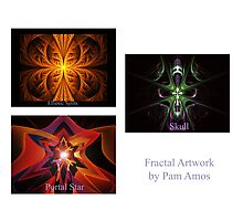 Apophysis Flame Pack Front Page Photographic Print
