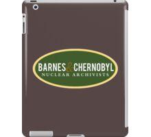 Barnes & Chernobyl - Nuclear Archivists iPad Case/Skin