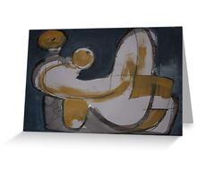 Figurative Exercise 9 Greeting Card