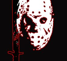Friday the 13th - Jason Voorhees by SynthOverlord