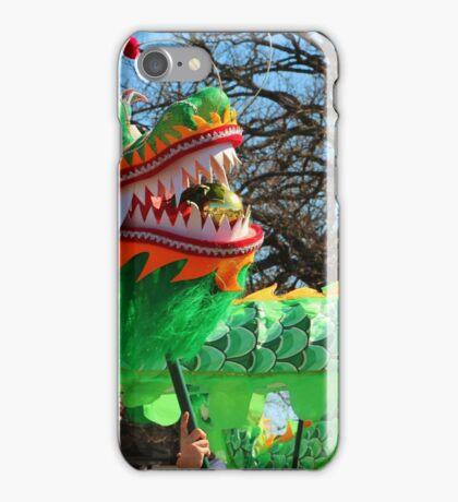 Dragon Dance iPhone Case/Skin