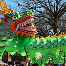 Dragon Dance by Jeanette Varcoe.