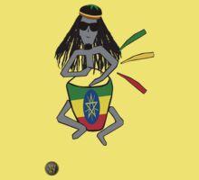 Rasta in Ethiopia by robertnizigama