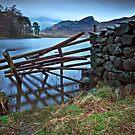 Blea tarn on a typical Lakeland morning by Shaun Whiteman