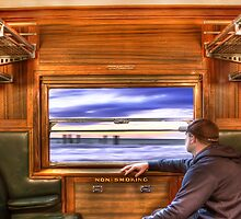 Historic Train Ride by Shannon Rogers