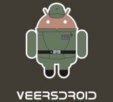 Droid General Veers by maclac