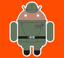 Droid General Veers (No Text) Kids Clothes