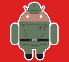 Droid General Veers (No Text) Kids Tee