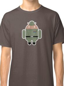 Droid General Veers (No Text) Classic T-Shirt