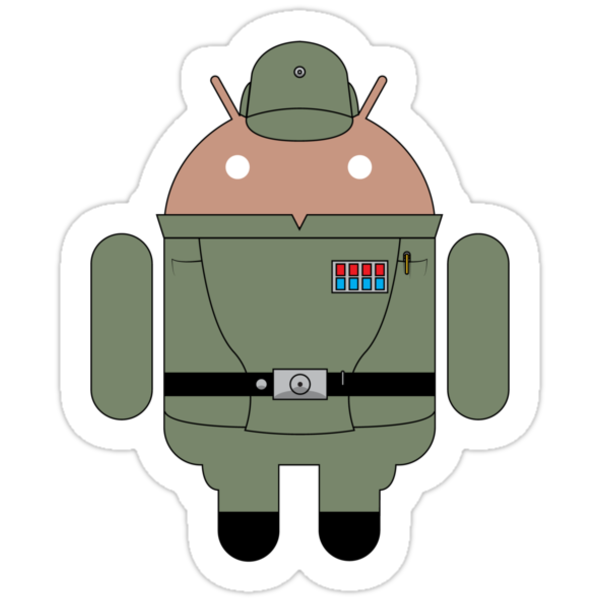 Droid General Veers (No Text) by maclac