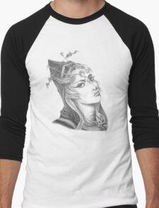Twilight Princess Midna Human Form Men's Baseball ¾ T-Shirt