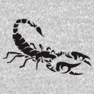 Scorpion by nickbiancardi