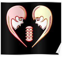 Girly Karaoke Love Poster