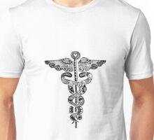 Registered Nurse Zentangle Unisex T-Shirt