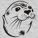 Seal Head Design by nickbiancardi