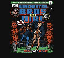 Winchester Bros For Hire Unisex T-Shirt
