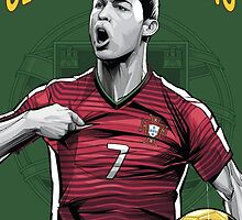 Portugal | Soccer by SALSAMAN