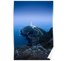Southstack Lighthouse, Anglesey Poster