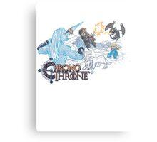 ChronoThrone Metal Print