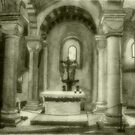 The sanctuary in SPEYER Cathedral  GERMANY by Marie Luise  Strohmenger