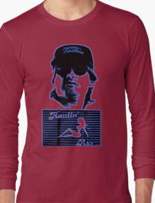Jack Burton is Haulin' Ass in Little China Long Sleeve T-Shirt