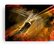 Evolution #3 Canvas Print