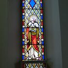 All Saints Window (2) by kalaryder