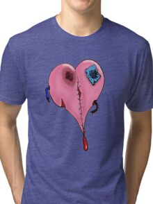 oh my aching heart Tri-blend T-Shirt