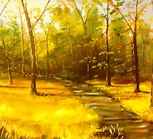 """Virginia Creeper Trail"" by John Shull"