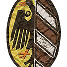 Nuernberger Wappen by Jonathan  Woodyard