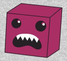 PINK box monster Kids Tee