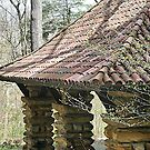 Slippery Rock Pavilion by Monnie Ryan